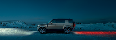 The Land Rover Defender has always been a symbol of strength and the new model is the toughest and most capable Land Rover vehicle yet, combining a new body structure with all-new technologies and proven hardware to create a Defender that is fit for the 21st century.