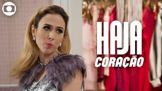 Haja Coração relembre Fedora e Tancinha personagens de Tatá Werneck e Mariana Ximenes