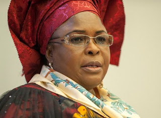 $15m scandal: People Who Pleaded Guilty Are EFCC Agents – Patience Jonathan