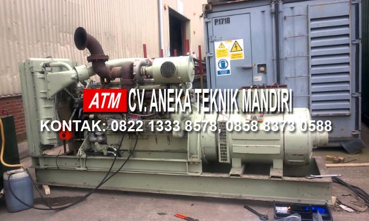 Jasa Service Genset Jakarta Berpengalaman - 082213338578