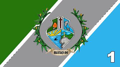 Projeto Social e democrático de escolha da Bandeira do distrito de Aracatiaçu