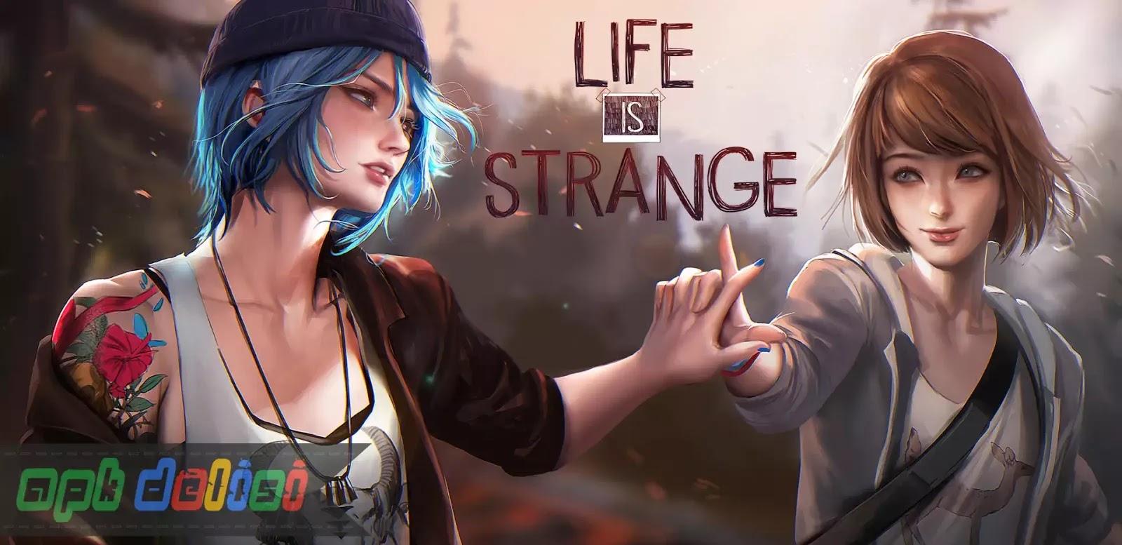 Life is Strange v1.00.296 FULL APK — TÜM BÖLÜMLER AÇIK