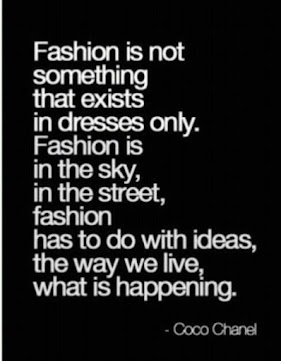 Fashion Is Something Or Its Every Thing