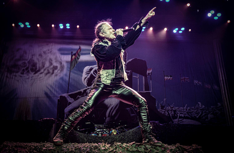 """Bruce Dickinson: """"Enquanto nos quiserem, o Iron Maiden continuará voltando para ver vocês no Brasil"""""""