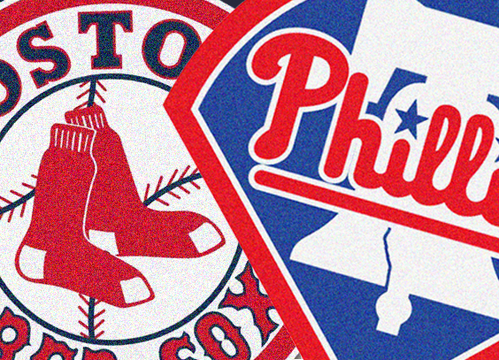 Phillies head on the road to play Boston
