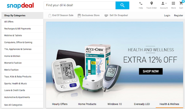 Snapdeal refreshes the look of its Website and App for better user experience