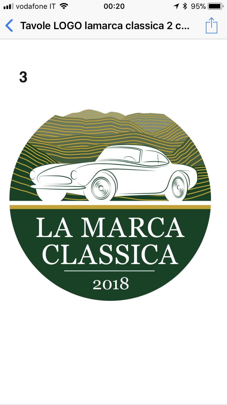 Aci Sport Calendario.Automotovintage Milleitinerari La Marca Classica A Fine