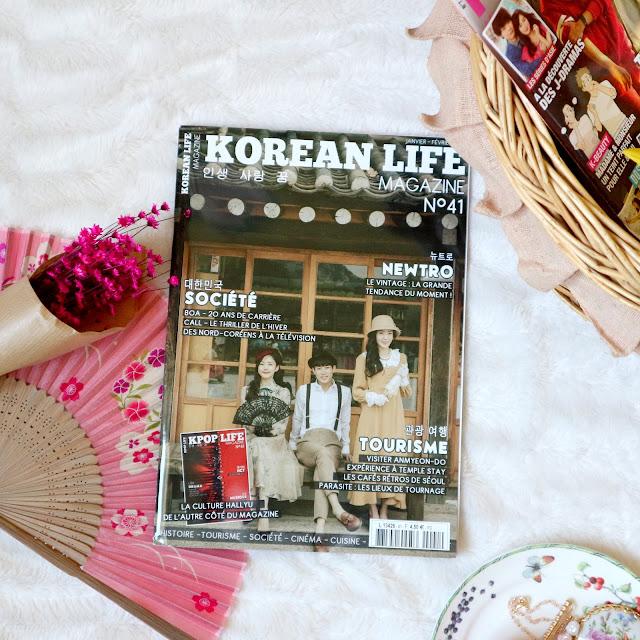 Magazine Korean Life