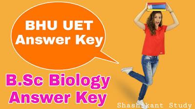 bhu-b.sc-biology-answer-key