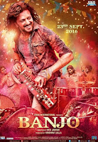 Banjo 2016 480p Hindi DVDScr Full Movie Download