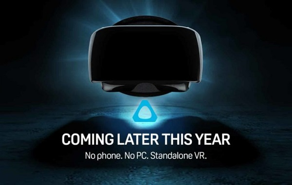 HTC debuts Snapdragon 835-powered VIVE Standalone VR headset