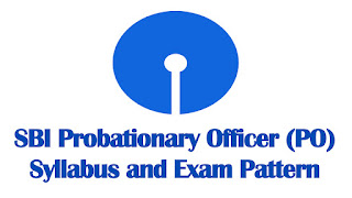 SBI PO Syllabus & Exam Pattern 2021
