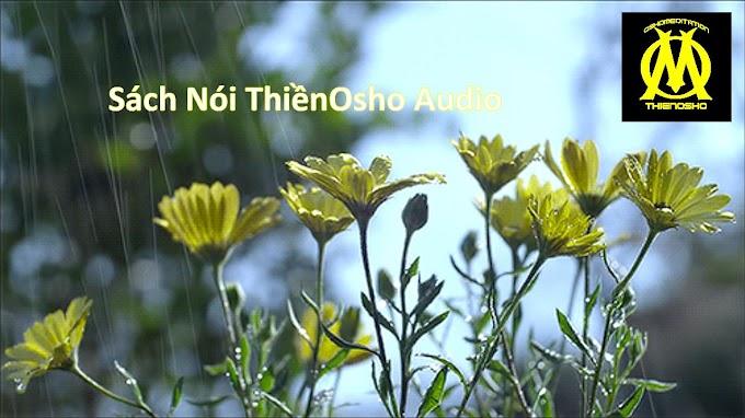 Sách Nói Thiền Osho - Luận về Cuộc đời - 365 ngày khai sáng tâm hồn - Biết ơn