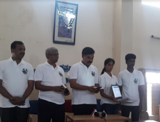 Launch of World's Cheapest Kubera GST Software Developed by PES College of Engineering students