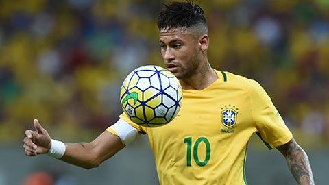 Neymar sẽ vắng bóng trong màu áo Barca để dự Olympic