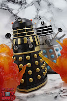 "Custom 'The Curse of Fatal Death"" Black Dalek 29"