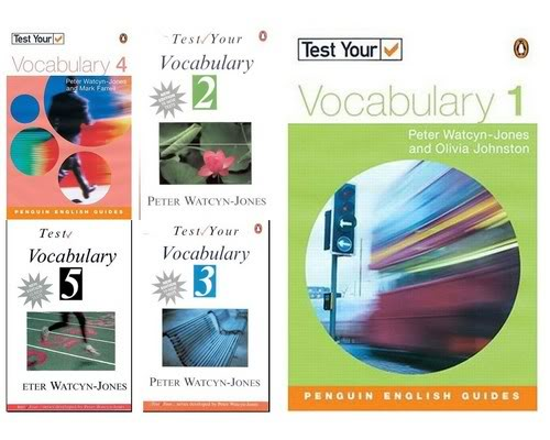 Penguin English – Test Your Vocabulary