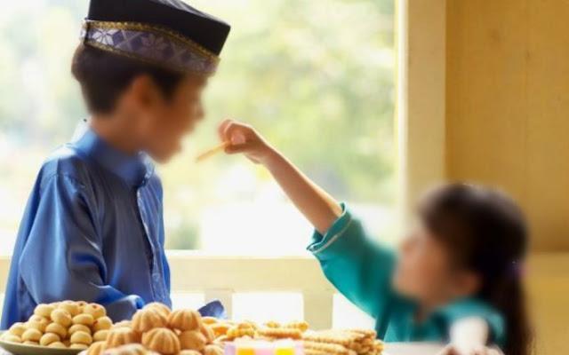 Bolehkah Puasa Setengah Hari Untuk Melatih Anak?