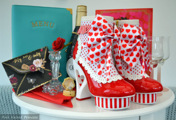 irregular choice red patent rosie with love