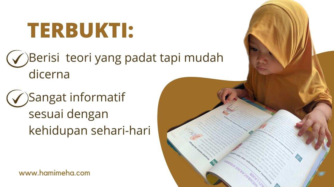 Buku edukatif dan informatif