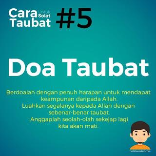 Cara Untuk Solat Sunat Taubat, Solat Sunat Taubat? Pernah buat? Jika tak pernah, jom baca sedikit panduan mudah, moga kehadiran Ramadhan akan datang akan menjadikan kita lebih baik dari ramadhan sebelum ini.