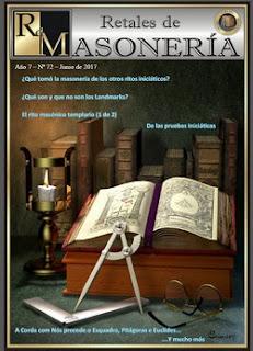 Retales de Masonería 72 – Junio 2017