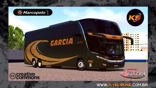 PARADISO G7 1600 LD - VIAÇÃO GARCIA LEITO
