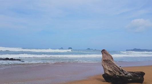 pantai kuala merisi wisata aceh