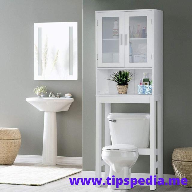 cabinet shelves for bathroom