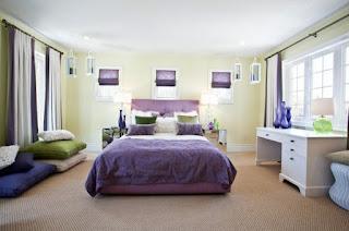 Как обустроить спальню по фэн-шуй?