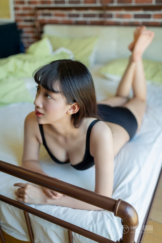 YALAYI雅拉伊 2019.04.28 No.259 美人如玉 温蒂Real Street Angels