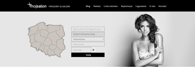 wyszukiwarka salonów kosmetycznych http://mojsalon.eu/