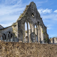 Ireland Images: Ruined church in Kilkenny