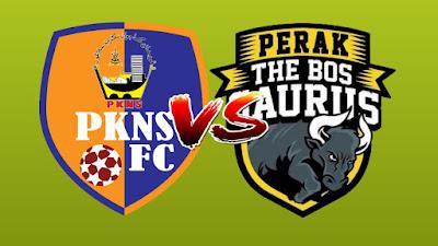 Live Streaming PKNS FC vs Perak Piala Presiden 23.9.2019
