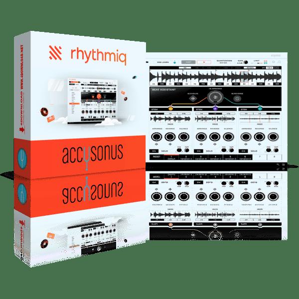 Accusonus Rhythmiq v1.0.7 Full version