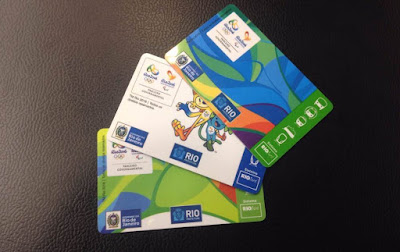 RioCards for Rio 2016 Olympic and Paralympic Games