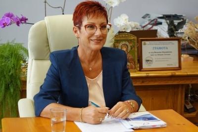 Поздравителен адрес от д-р Мадлена Бояджиева - Кмет на Община Тетевен по случай 3-ти март