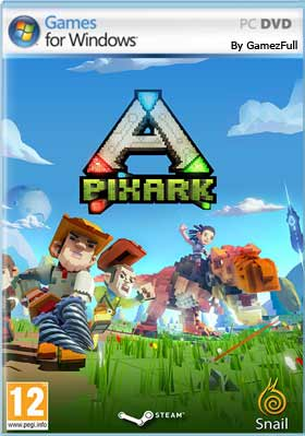 Descargar PixARK pc español mega y google drive /