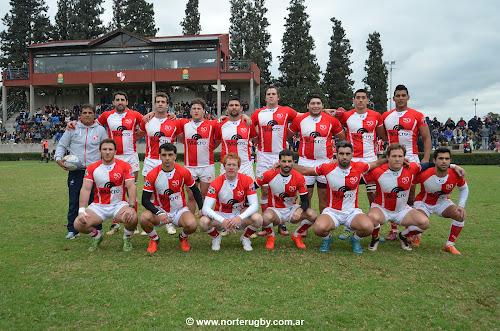 Victoria del Jockey de Salta ante Tucumán Rugby