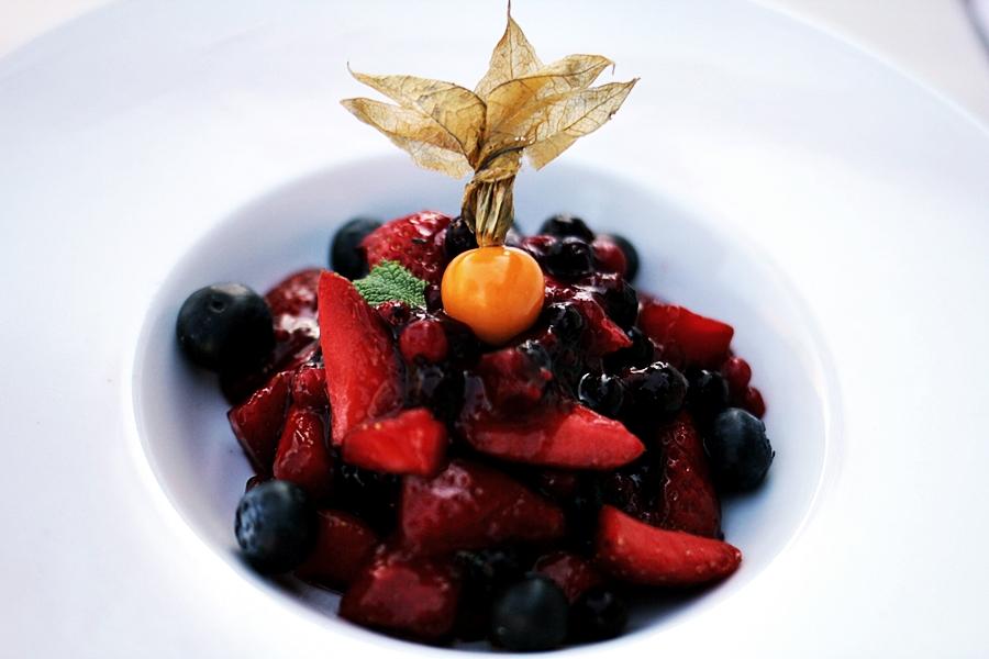 fruit salad vegan