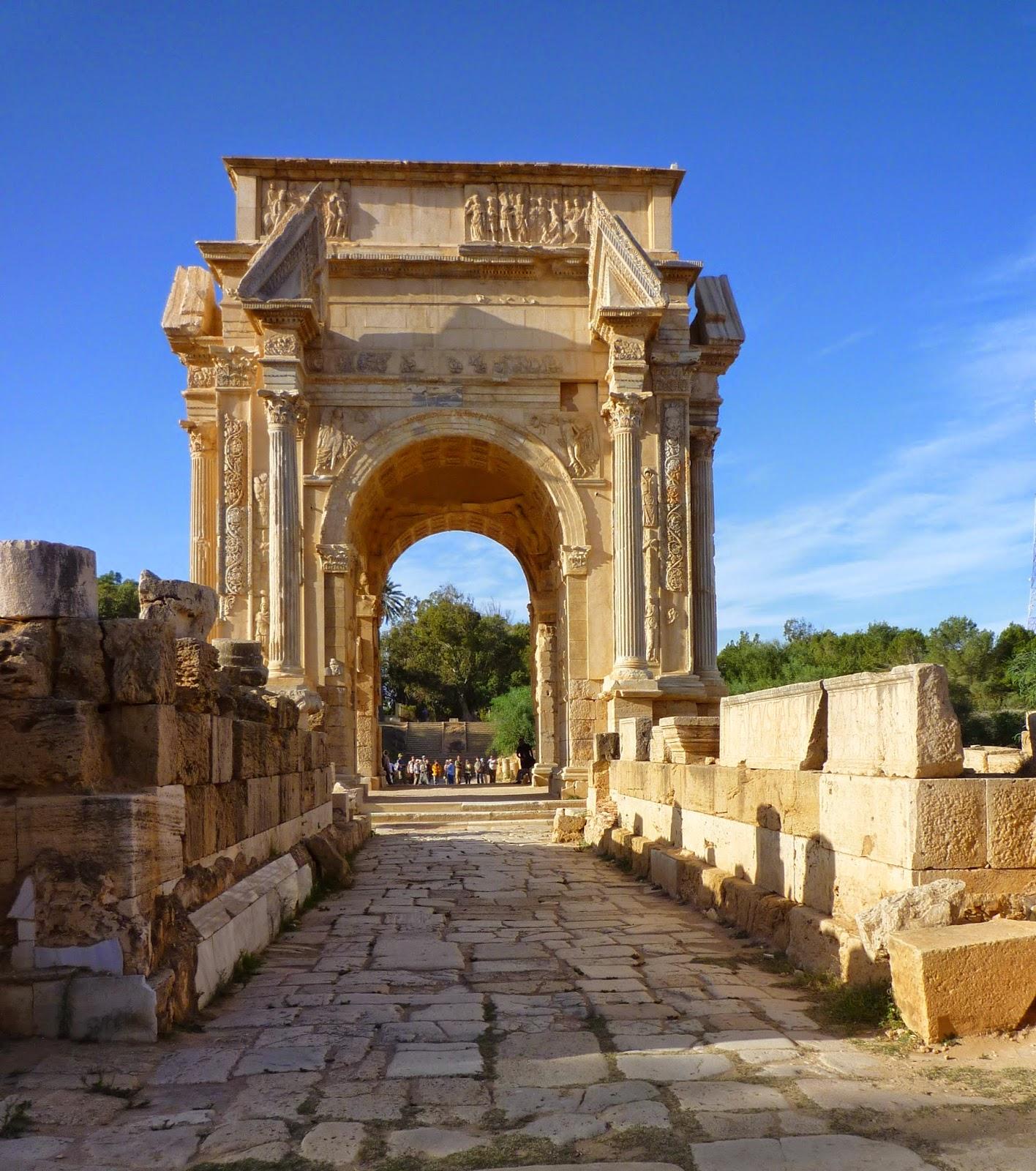 Roman Architecture: Real Finishes: Roman Architecture