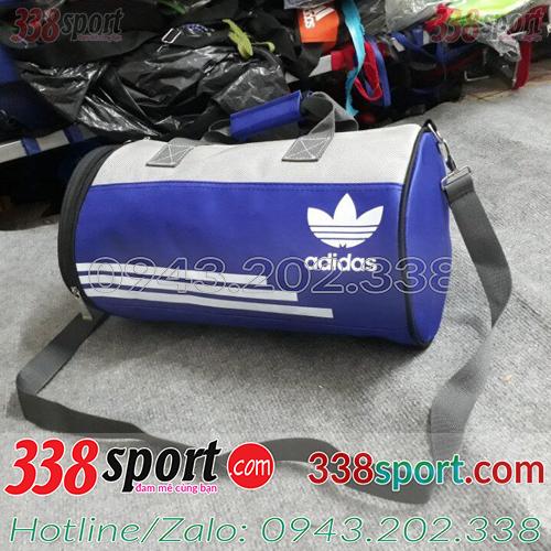 Túi Trống Adidas Xanh Đậm