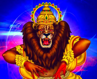 Prahlada Krutha Narasimha Stotram
