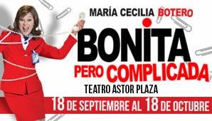 Bonita pero complicada - Bogotá