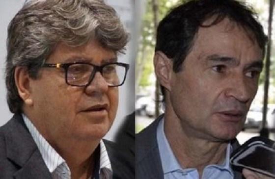 Data Qualyt/Fonte8: João Azevêdo lidera pesquisa para governador com o dobro do segundo colocado
