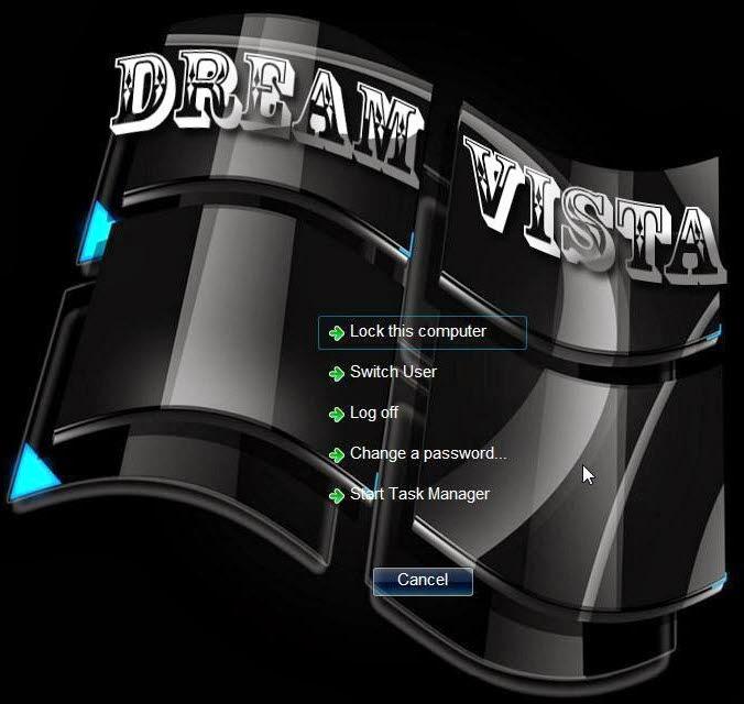 نسخة اكس بي الاحلام باخر التحديثات Windows Xp Dream Vista v.3 مرفوعة على روابط مباشرة coobra.net