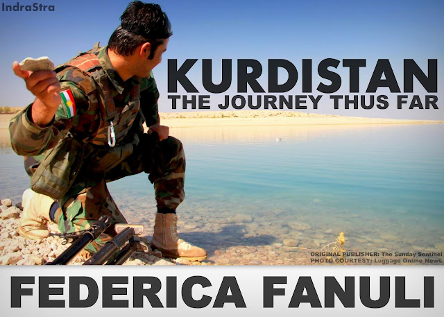 Opionion | Kurdistan, The Journey Thus Far by Federica Fanuli