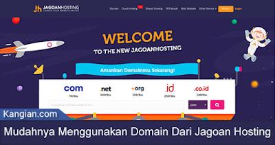 Mudahnya Menggunakan Domain Dari Jagoan Hosting