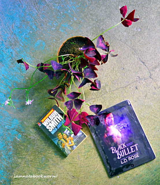 Black Bullet (Order of the Senary #2) by L.D. Rose | A Book Review by iamnotabookworm