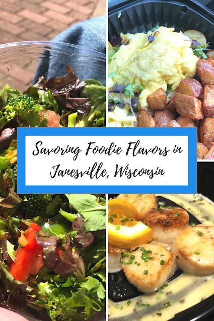 Savoring Foodie Flavors in Janesville, Wisconsin